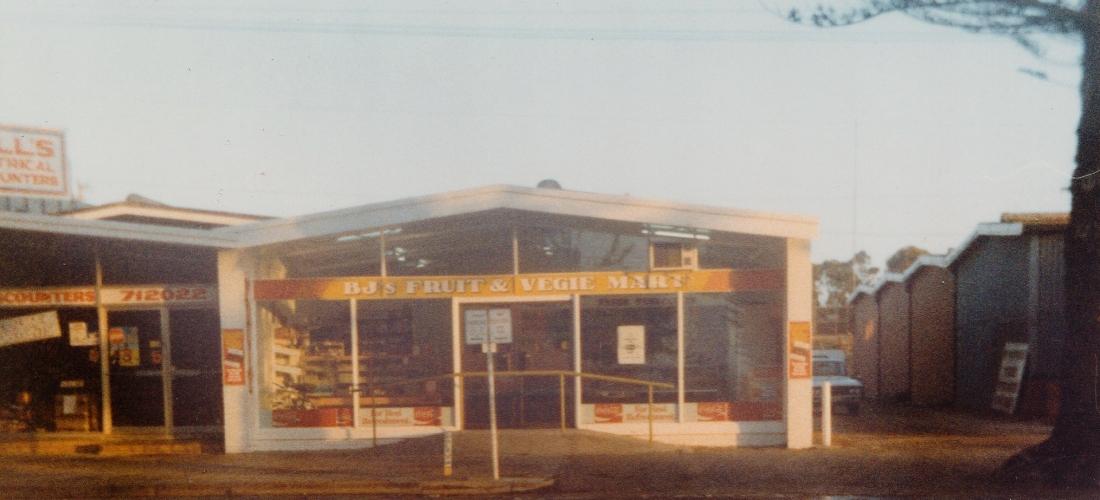 The original Bob & Jim's